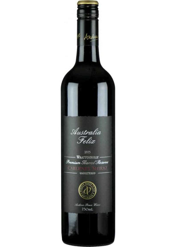 Wrattonbully Premium Barrel Reserve Cabernet Shiraz
