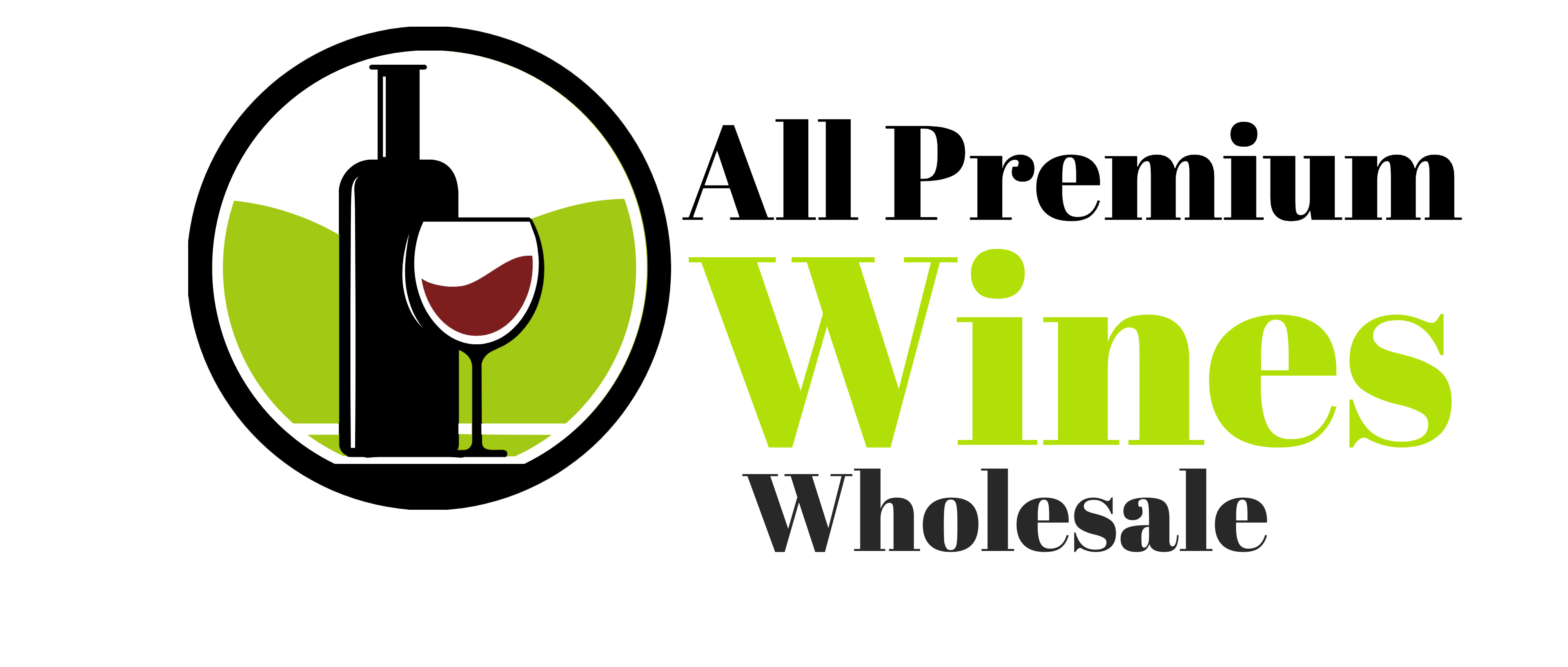 All premium wines logo wholesale